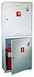 Шкаф пожарный ШПК 320В